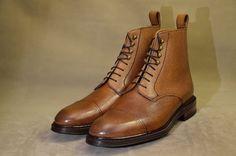 Original Meermin box. Size: 9UK -- 10US -- 43EU. Style: Ankle boots. Last: Rui. Wide: E-medium.   eBay!