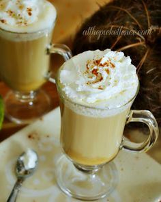 Homemade Pumpkin Pie Latte. Make your own pumpkin pie latte at home for a fraction of the cost!