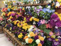 新作続々!100均の「造花・フェイクグリーン」まとめ ダイソー・セリアの造花・フェイクグリーン   Jocee