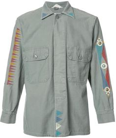 Htc Hollywood Trading Company printed details shirt