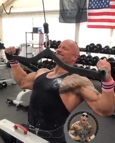 Best Chest Workout, Rock Johnson, The Rock, Gym Workouts, Bodybuilding, Fitness, Workout Exercises, Exercise Workouts, Rock