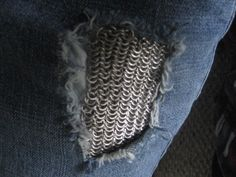chain mail #chainmaille