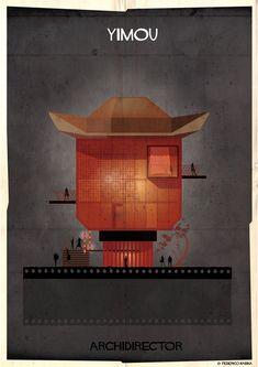 Yimou | Archidirector, la ciudad de Federico Babina inspirada en directores de cine | nUvegante