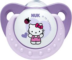"NUK Dummy Pacifier ""Hello Kitty"""