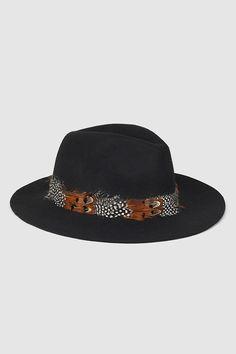 cae085f9c06c6 Accesorios de invierno para todo el año. Sombreros Negros ...