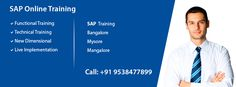 If you want to attain a successful career then you need to have SAP training in Jayanagar and Bangalore. It will give your career a boost.