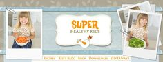 recipes for healthy kids!