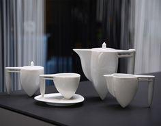 ballet tea pots