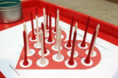 15+ ideas for using do-a-dot printables to help kids learn: use golf tees to develop fine motor skills #DoADot #handsonlearning || Gift of Curiosity