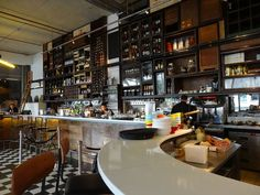 Bread Street Kitchen, London - By The Glass® Bread Street Kitchen, Gordon Ramsay, Wine, London, Glass, Photos, Pictures, Drinkware, Corning Glass
