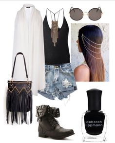 Festival Boho Chic Outfit