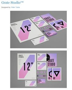 inspirational ideas » Branding » design . layout . merchandise . colours