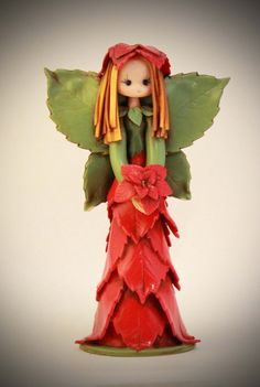 December fairy by fairiesbynuria on Etsy, $39.95
