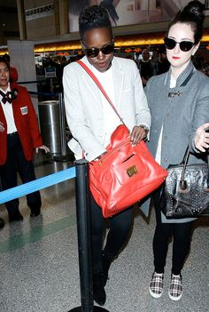 Lupita Nyong'o Love the bag