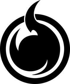 Jigoku Shoujo symbol/seal by gutierrezps
