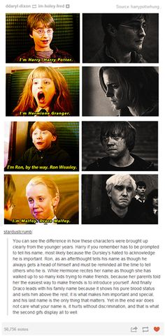 why is it that this makes me cry? especially the part about hermione
