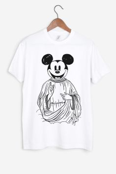 Mickey by Christopher Lee Sauve