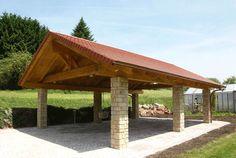 Blockhaus gartenhaus gartengarnitur pavillon aus massivholz und baumst mmen wohnen mit holz - Hexen gartenhaus ...