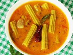 Drumstick sambar in andhra style made with drumsticks, onions, tomatoes, dal & spice powder. This drumstick sambar tastes best with rice Quick Meals To Make, Easy Food To Make, Easy Meals, Vegetable Recipes, Vegetarian Recipes, Cooking Recipes, Sambhar Recipe, Cook N, Dal Recipe