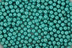 BMD4 - Teal/Blue Dragees 4mm - 2.5 oz.
