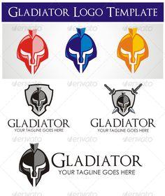The Gladiator Logo #1: 1e a5ed0868ad4a2037a7f