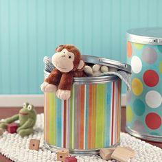 cute storage bin