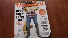 The January 2015 issues of Country Living and Downeast have tiny houses!  Click the pin for my response!