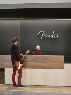 Fender HQ   Picture Gallery. AgenceDesign ...