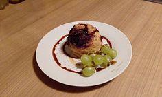 Low carb Eiweiß-Tassenkuchen aus der Mikrowelle