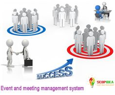 Event and meeting management system is provided by scopidea which helps to manage your event and meeting in more effective ways. This is done by highly qualified engineers from the industry