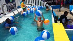 affordable swimming pool Container pool for your next event - ideas and inspiration- Dumpster Pool, Swimming Pool Photography, Shipping Container Swimming Pool, Portable Pools, Pool Companies, Spa Packages, Pool Lounge, Small Backyard Pools, Pool Days