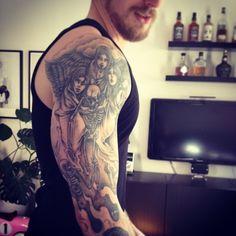 Avenged Sevenfold tattoo