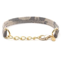 Graham Snake Wrap Bracelet, $30, now featured on Fab.