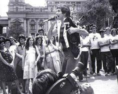1976/02/23 - AUS, Melbourne, Swanston Street | Highway To ACDC : le site francophone sur AC/DC