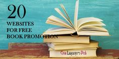 20 Websites for Free Book Promotion