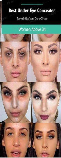Best under eye concealer for mature skin that