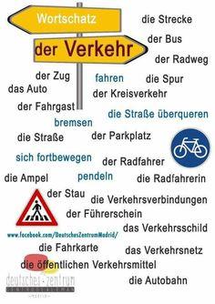 Wortschatz : der Verkehr