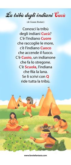 La tribù_Gianni Rodari