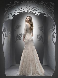 Wedding dresses CONTEMPORARY PRINCESS DIORAMA Fall 2016 Collection - Ersa Atelier