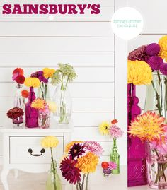 Bright.Bazaar: Sainsbury's S/S 2012 Home Interior Trends