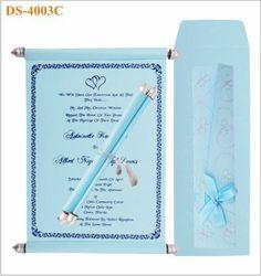 41 best scroll wedding invitations scroll graduation invitations