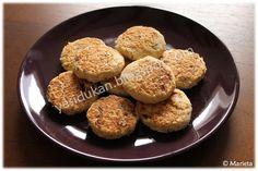Yes, I Du-kan!: Doblete de salmón y tofu