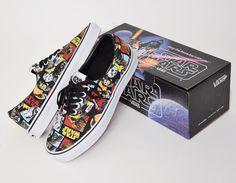 #Vans Era Star Wars Classic Repeat #sneakers