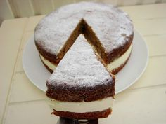 Root Vegetable and Cardamom Cake with Cream Cheese Frosting #leftovers #cake
