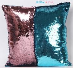 reversible sequin magic color changing pillow dream room pinterest sequin pillow and products - Color Changing Pillow