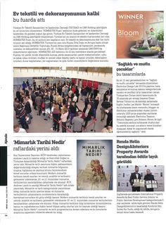 #rendahelindesign #rendahelin #press  #mekan #magazine #turkey#interiordesign #interior #awards #konforistedusuites #konforist #male #dorm #student #hostel
