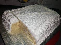 Cake Recipes, Dessert Recipes, Desserts, Posne Torte, Torte Recepti, Cake Cookies, Cooking Recipes, Homemade, Food Videos