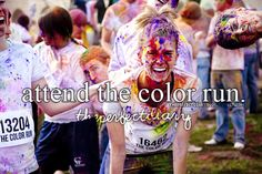 Doing this August 8th 2015 with my bestie Jenny :)