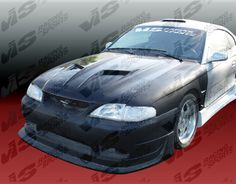 1994-1998 Ford Mustang 2Dr Cobra R Front Bumper Vis Racing Sports Inc.