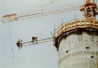 Näsinneulan rakentaminen 1970 - 1971